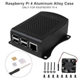Raspberry Pi 4 alloy case