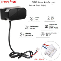 TFmini Plus Lidar ranging module