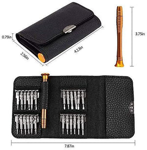 Repair Tool KitsDigital Camera and Other Small Electronics Devices Universal Screwdriver (25 in 1)
