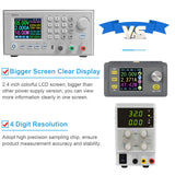Variable Adjustable Lab Bench Digital Control Power Supply with 4-Digital LCD Display 30V 60V 6A