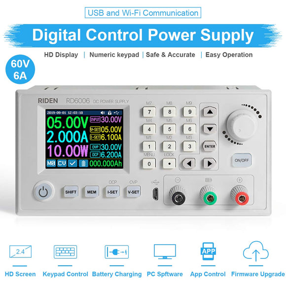 Digital Control Power Supply