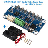 WM8960 Audio HAT Audio Sound Expansion Board