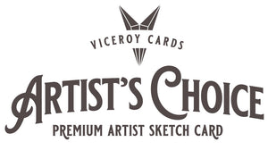 10 Pack Bundle - Artist's Choice Sketch Card Pack