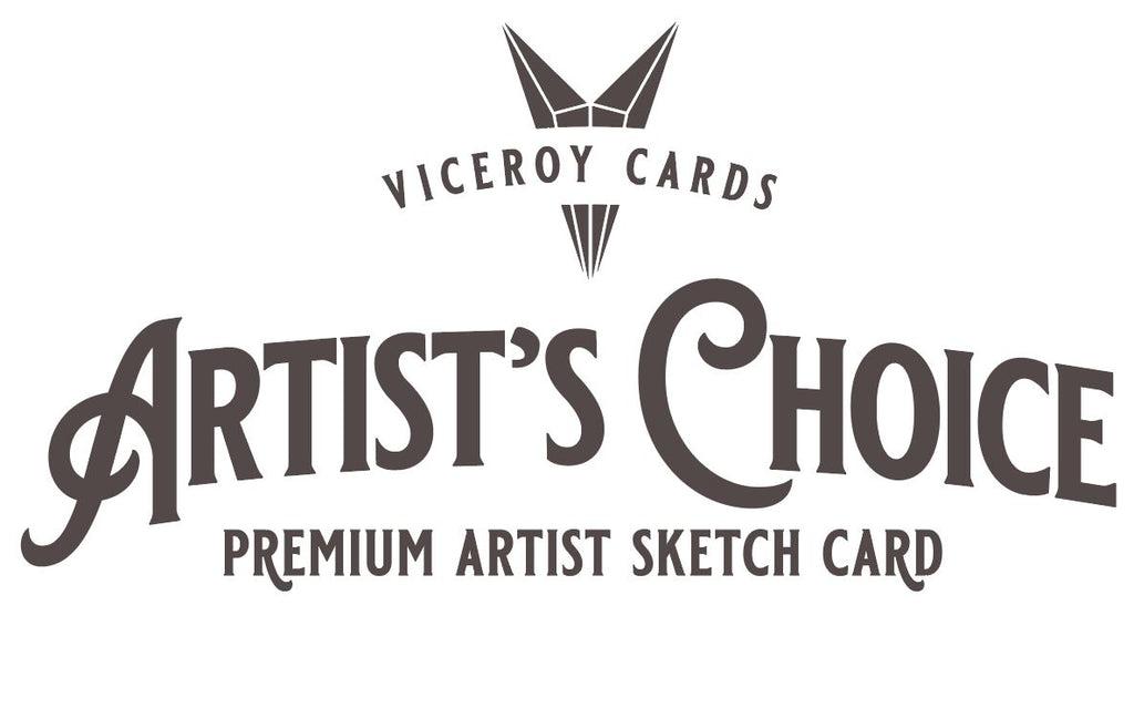 100 Pack Bundle - Artist's Choice Sketch Card Pack
