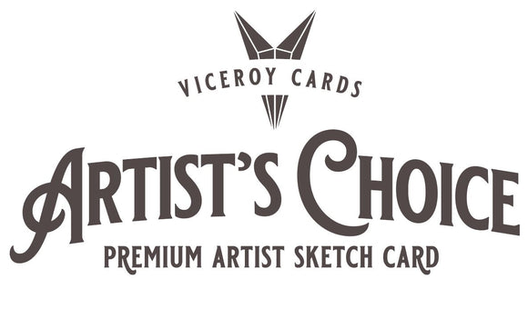 5 Pack Bundle - Artist's Choice Sketch Card Pack