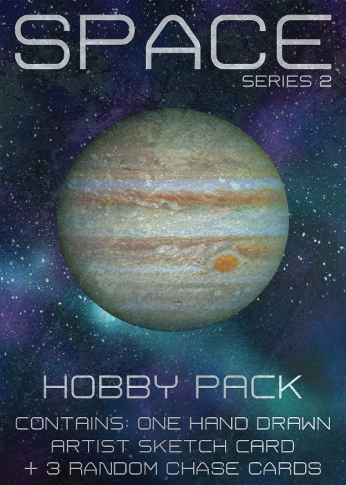 Space! Series 2 Hobby Pack