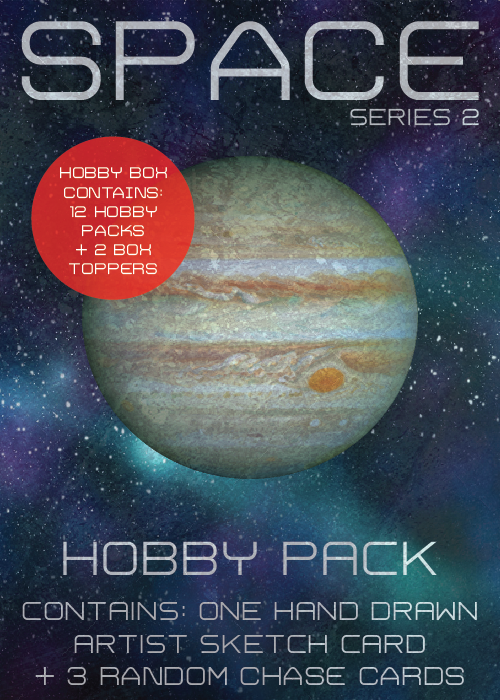 Space! Series 2 Hobby Box