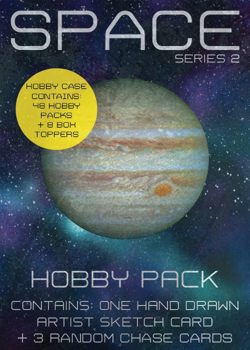 Space! Series 2 Hobby Case