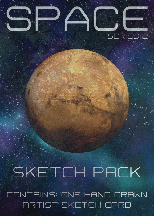 Space! Series 2 Sketch Pack