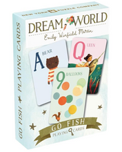 Load image into Gallery viewer, Dream World Go Fish Cards