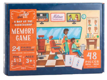 Load image into Gallery viewer, Kids Barber Shop Memory Game