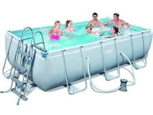 PISCINE BESTWAY POWER STEEL404X201 CM1PZ