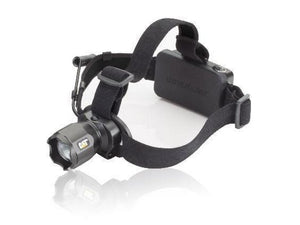 CATERPILLAR - CT4205 - Lampada frontale ricaricabile focusing headlamp, uscita luminosa 380 lumen