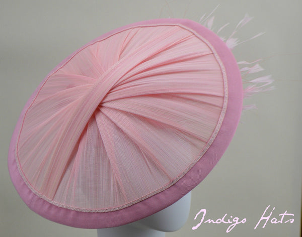 SUNRISE - Pink Saucer Hat