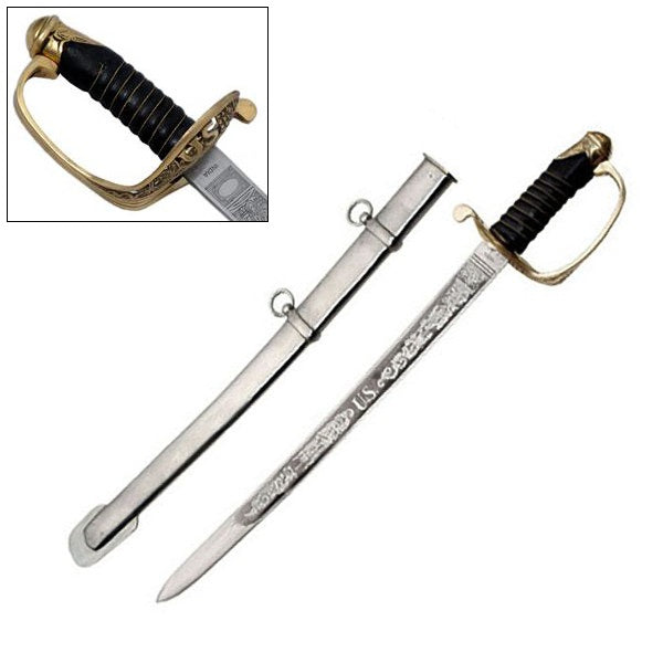 U.S. Artillery Sword - US Civil War Cavalry Short Sword