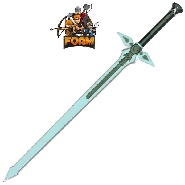 Kirito s Dark Repulser SAO Foam Sword Cosplay Costume LARP