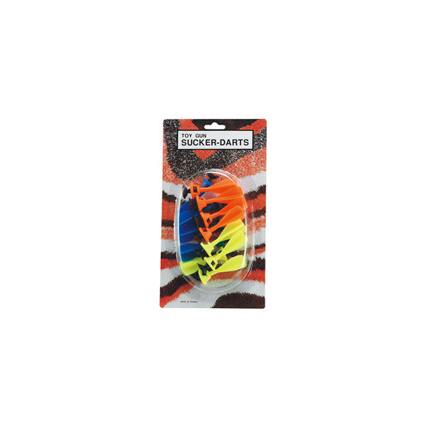 Archery Toy Crossbow Sucker Darts - 12 Pack