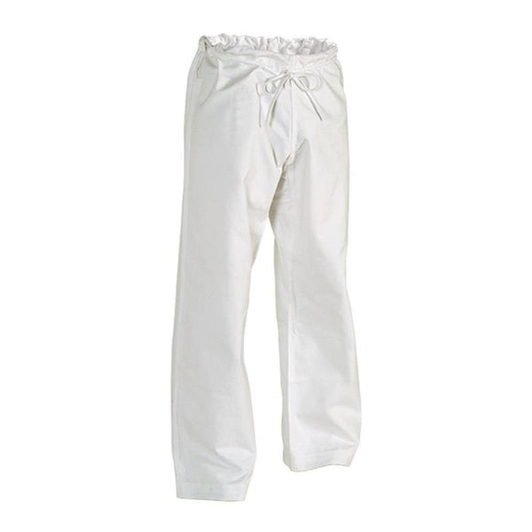 12 oz Heavy Weight Cotton Karate Pants White Size 6