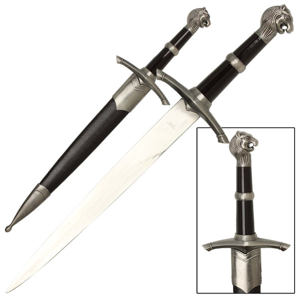 Chronicles of Narnia Dagger With Scabbard - 14.25 Inch Overall