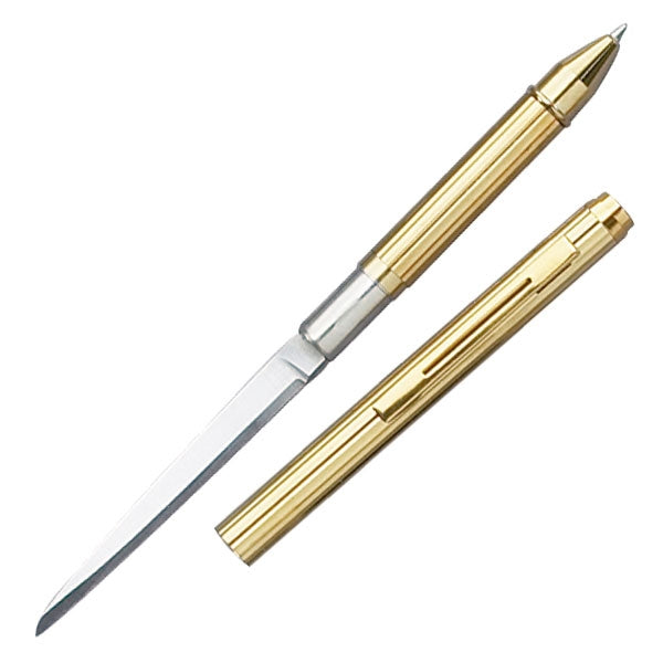 Gold Executive Pen Knife & Letter Opener