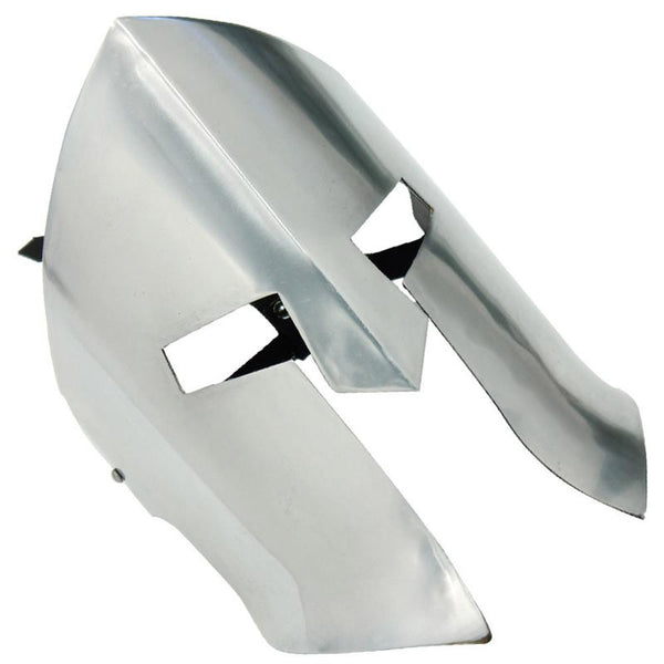 Ancient Mighty Spartan Facial Battle Mask 20 Guage Armor
