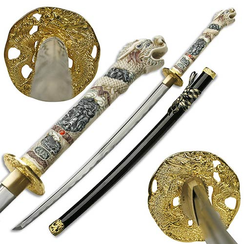 Handmade Full Tang Highlander Connor MacLeod Sword