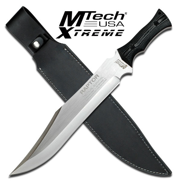 Fixed Blade Knife 6MM Thick 440c Stainless CNC Machined Military Grade