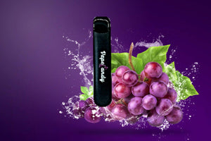 Vape Candy - Grape Candy Disposable