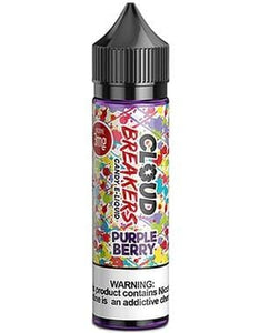 Purple Berry - Cloud Breakers Candy (60ml)