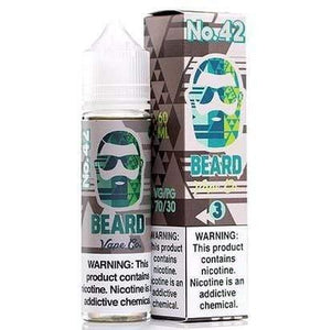 No.42 - Beard Vape Co. E-LIQUID (60ml) - Dubai Vape King