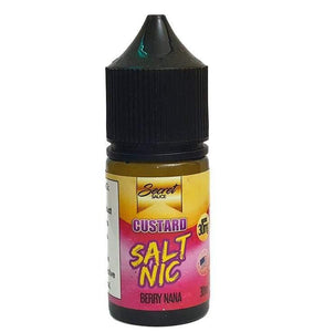 Custard – Secret Sauce Salt (30ML) - Dubai Vape King