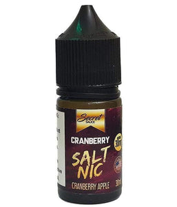 Cranberry – Secret Sauce Salt (30ML)