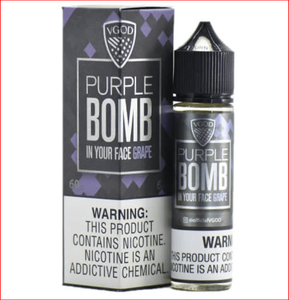 Purple Bomb - VGOD BOMB SERIES PREMIUM (60ml)