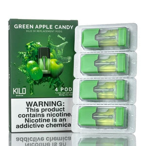 Kilo 1K - Green Apple Candy