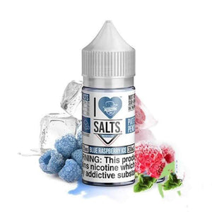 Blue Raspberry Ice - I Love Salts - 30ml