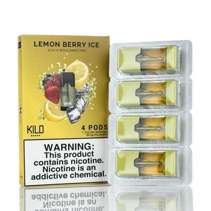 Kilo 1K - Lemon Berry Ice