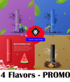 4 Flavors - PROMO Myle Disposable Device