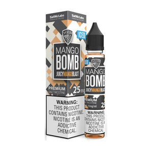 Iced Mango Bomb - VGOD Salt - 30ml