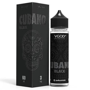 Cubano Black - 60ml -VGOD® Tricklyfe E-Liquid