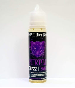 PURPLE - THE PANTHER SERIES E-Liquid (60ml)