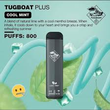 TUGBOAT PLUS Disposable Pod (Cool Mint)