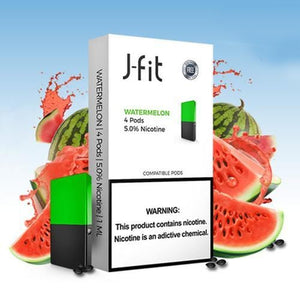 J-FIT PODS - WATERMELON