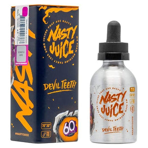 Devil Teeth - NASTY E-LIQUID - 60ML