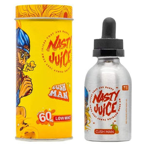 Cush Man - NASTY E-LIQUID - 60ML