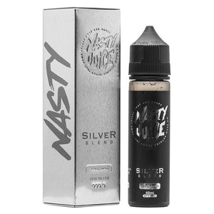 Silver - NASTY E-LIQUID - 60ML