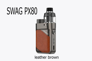 "SWAG PX80 Starter Kit ""LEATHER BROWN"""