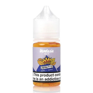 Royal II - VAPETASIA SALT (30ml)
