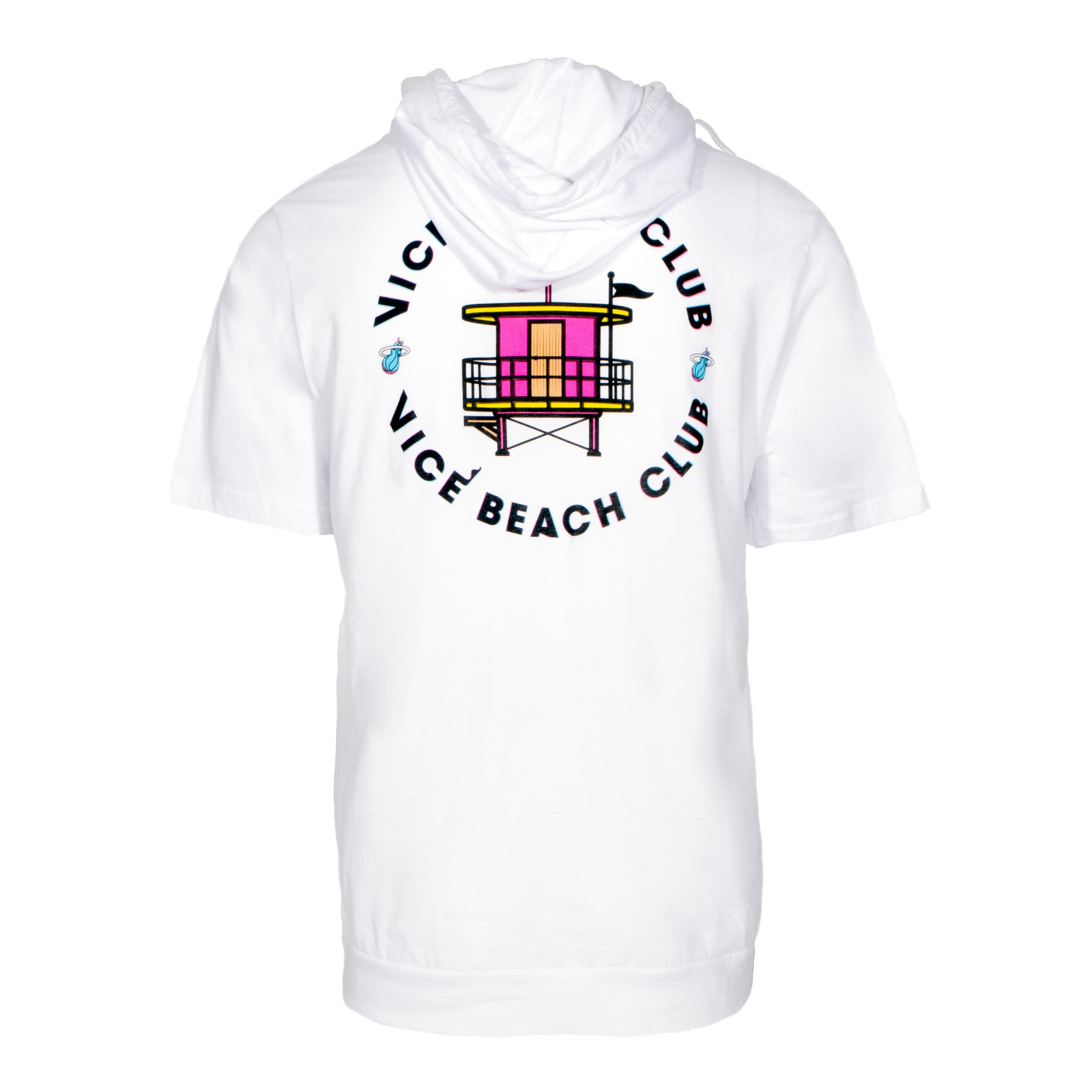 promo code ebe34 726f9 Vice Uniform City Edition Beach Club Short Sleeve Hoodie ...