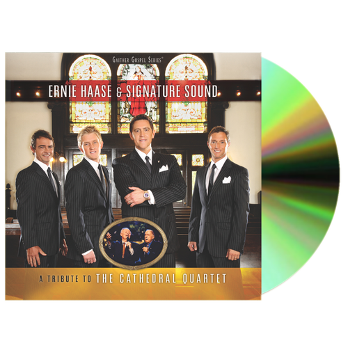 A Tribute to Cathedral Quartet CD