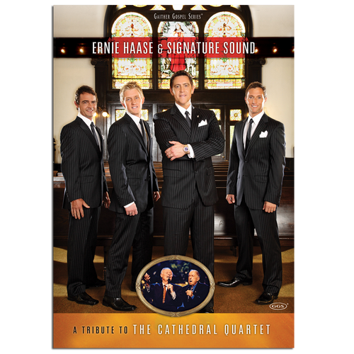 A Tribute to Cathedral Quartet DVD